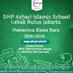 Junior High School Enrollment 2019/2020 (1 - 18 Oktober 2018) - Gelombang II (19 Oktober 2018)
